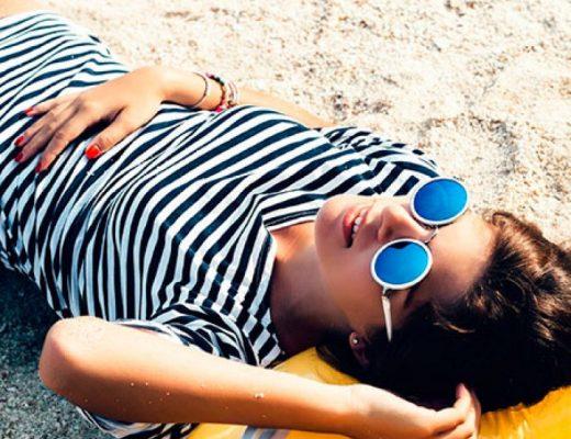 cuidar da pele e cabelo pós verão