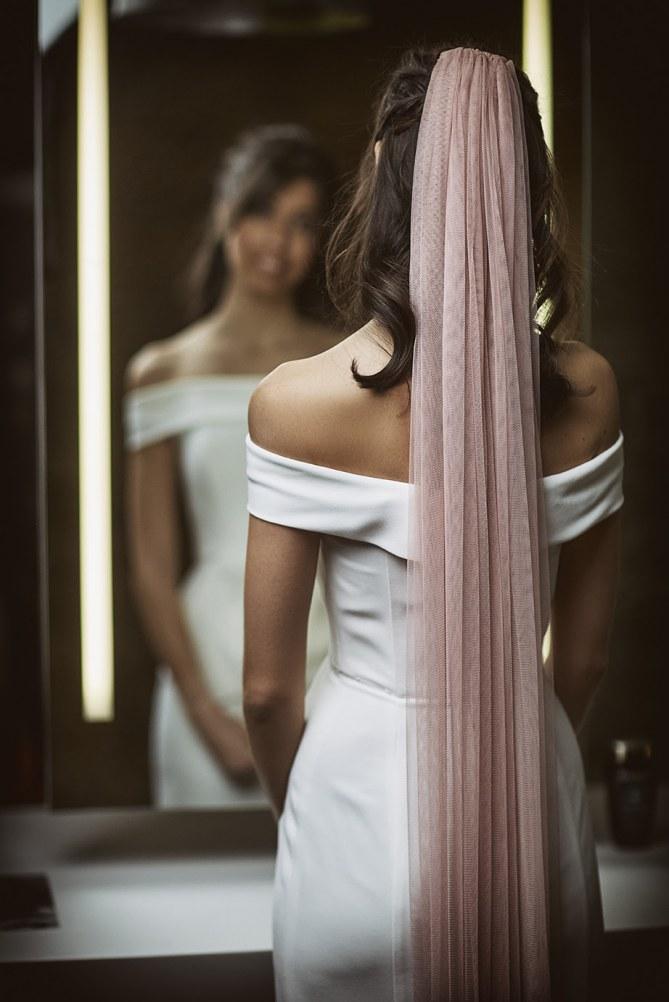 véu de noiva fotos