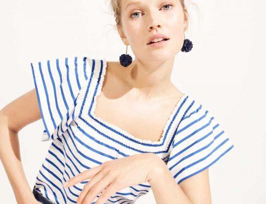 blusa-listrada-decote-quadrado