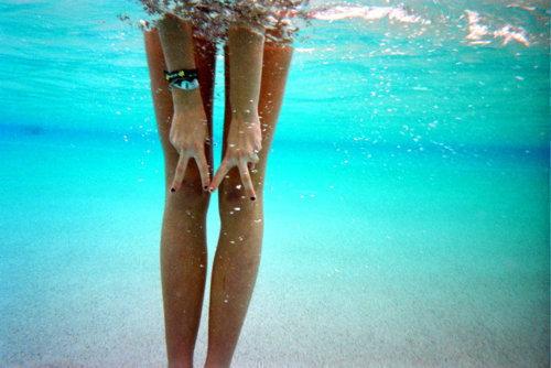foto embaixo da agua inspiração