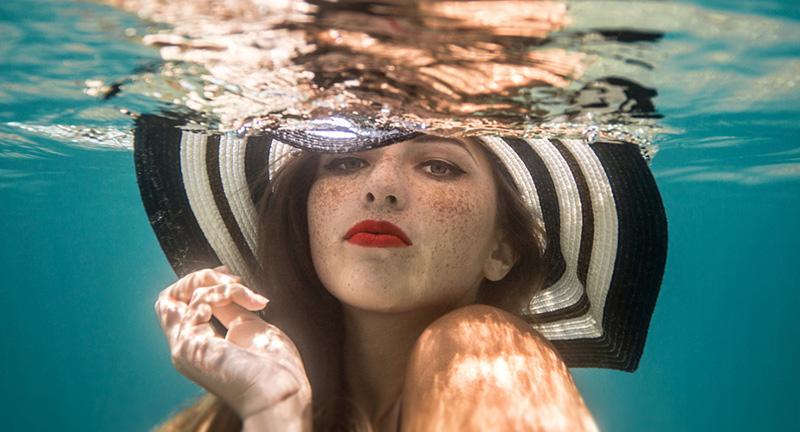 fotos tumbrl embaixo da agua