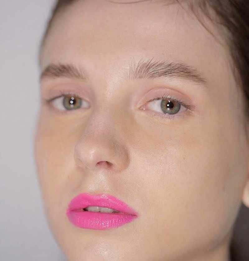 maquiagem-spfw--batom-rosa