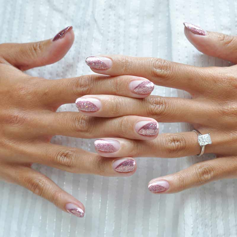nail-art-rosa-noivas