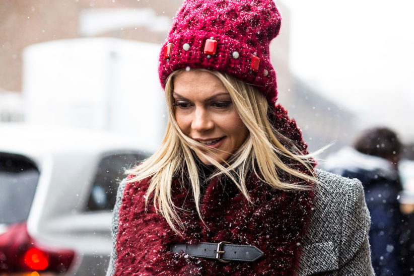 Street Style New York - Inverno 2017 Fevereiro 2017 foto: FOTOSITE