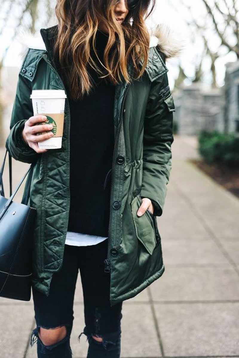 capa-de-chuva-verde-militar