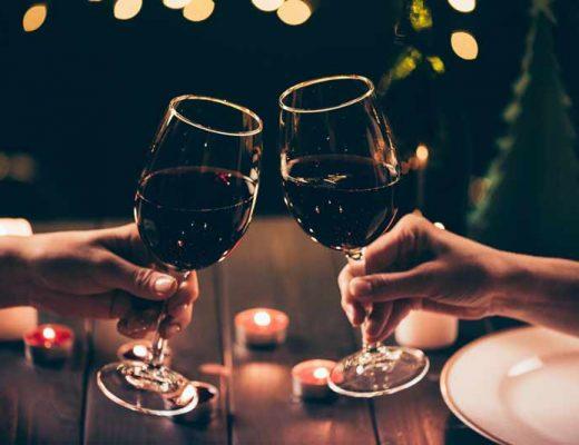 vino-vinho taças