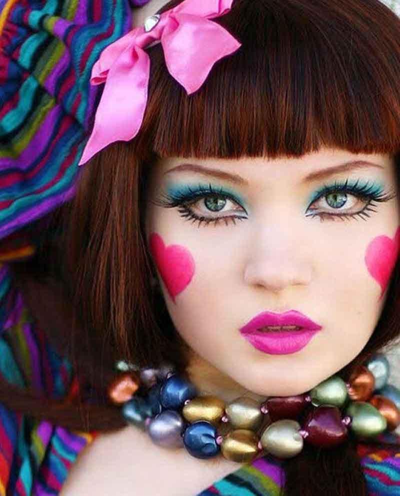 maquiagem-boneca-fotos