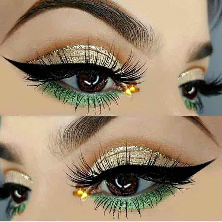 maquiagem-para-copa-amarelo-e-verde