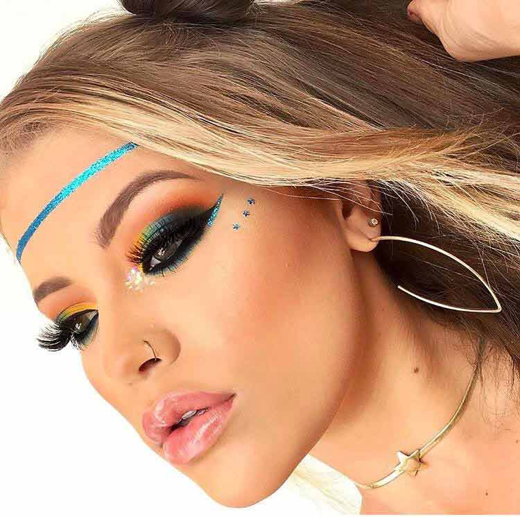 maquiagem-para-copa-colorida-e-divertida
