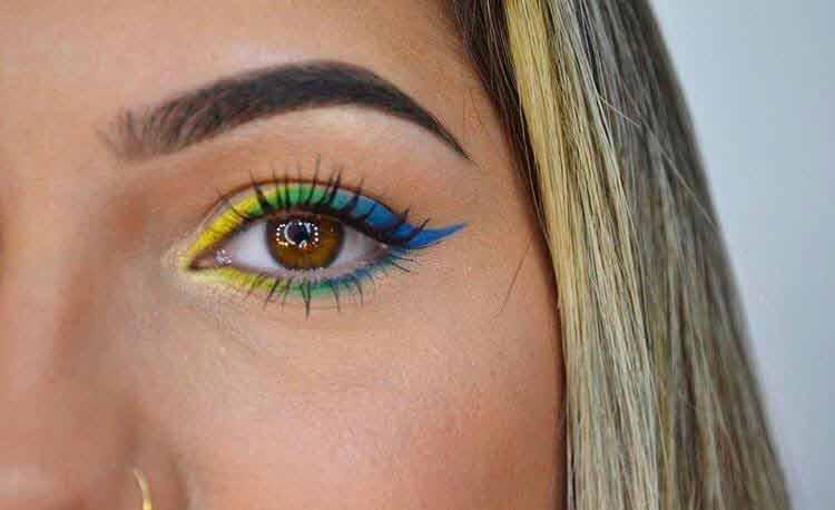 maquiagem-para-copa-delineado-cores-bandeira