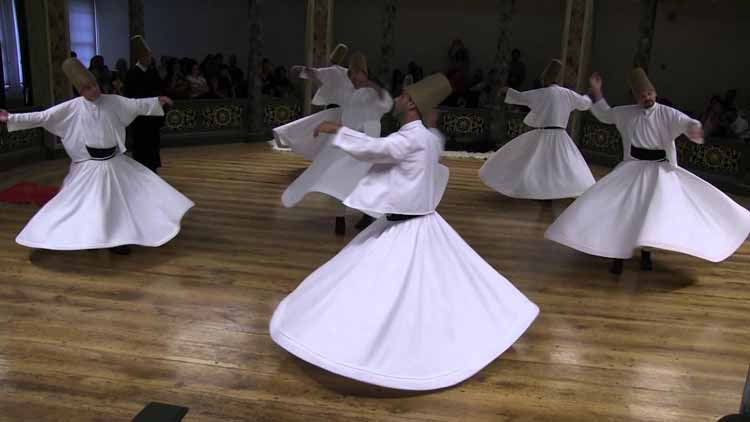 apresentação-Dervixes-turquia