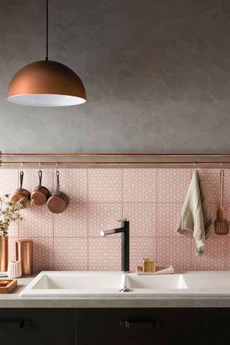cozinha-cor-de-rosa-decoração