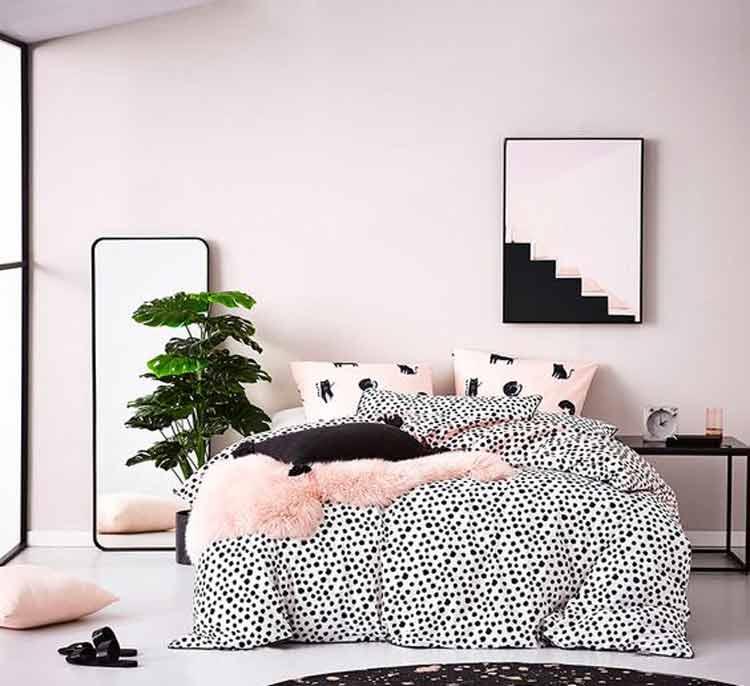 decoração-rosa-quarto