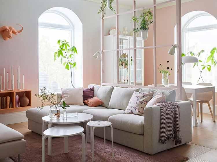 sala-cor-de-rosa-decoração