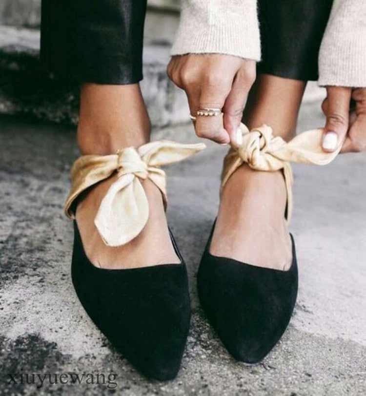 lenço-no-sapato