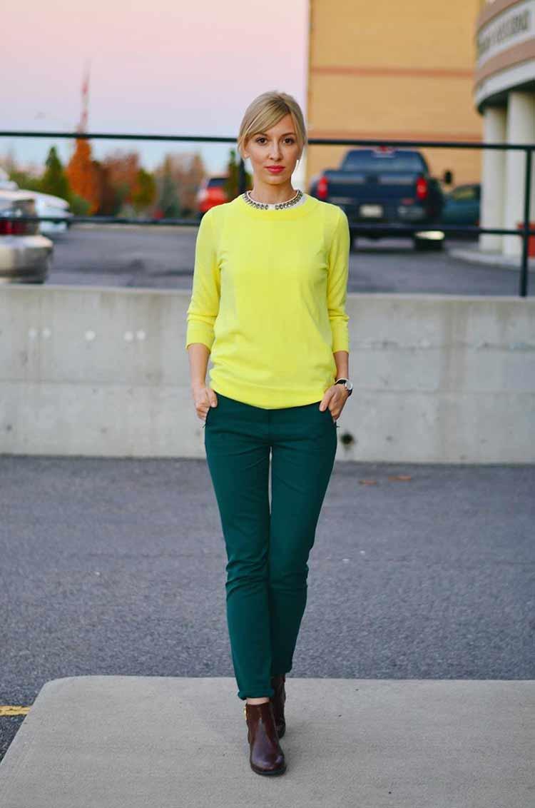 looks-neon-como-usar-camiseta-amarela