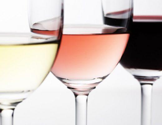 vinho-tinto-branco-rose