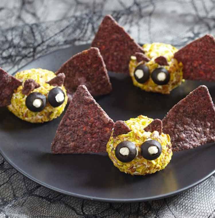 comida-de-halloween-morcegos