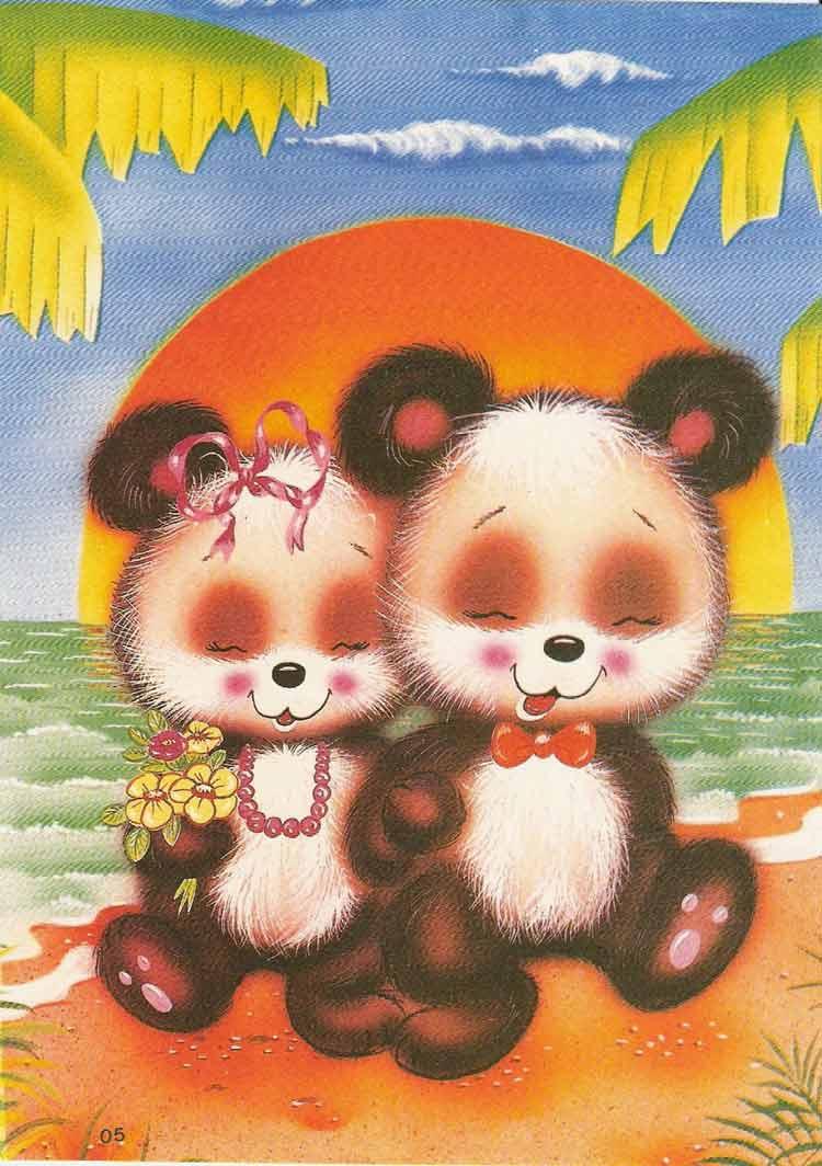 papel-de-carta-ursos