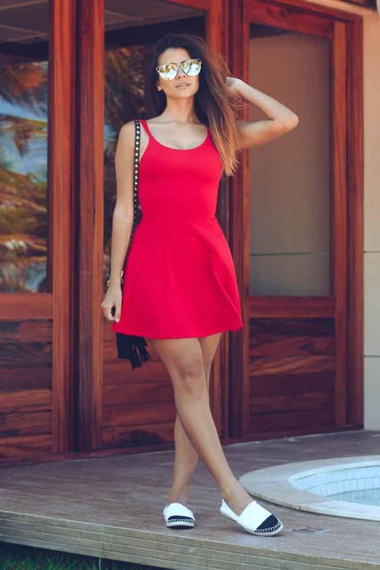 alpargata-e-vestido-vermelho