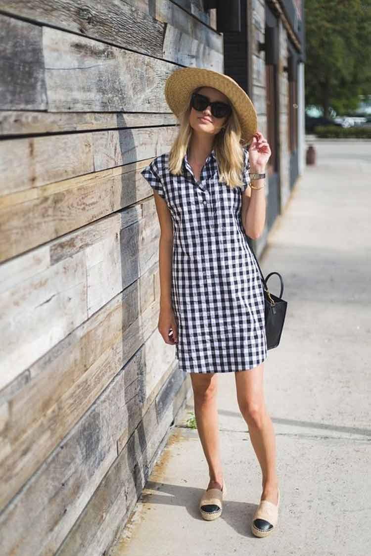 vestido-xadrez-verão