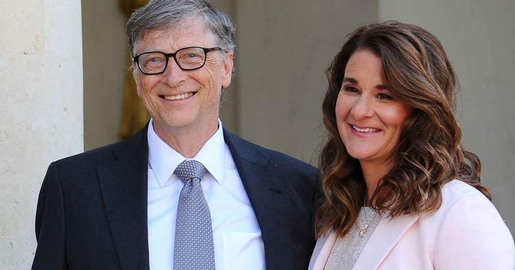 Melinda-e-Bill-Gates