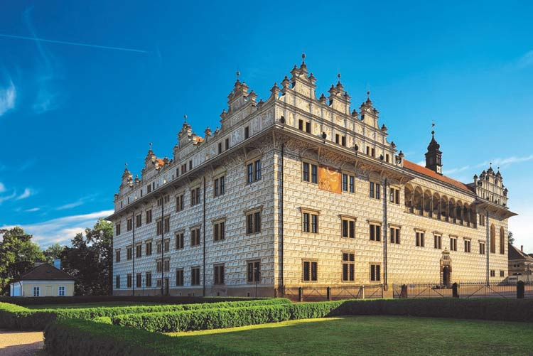 Palácio-de-Litomyšl