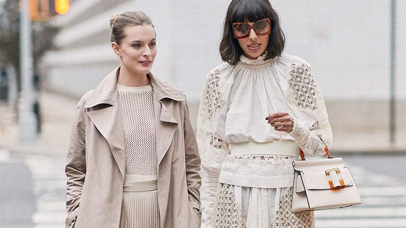 434fad907 11 tendências de moda outono inverno 2019 direto das semanas de moda  internacionais