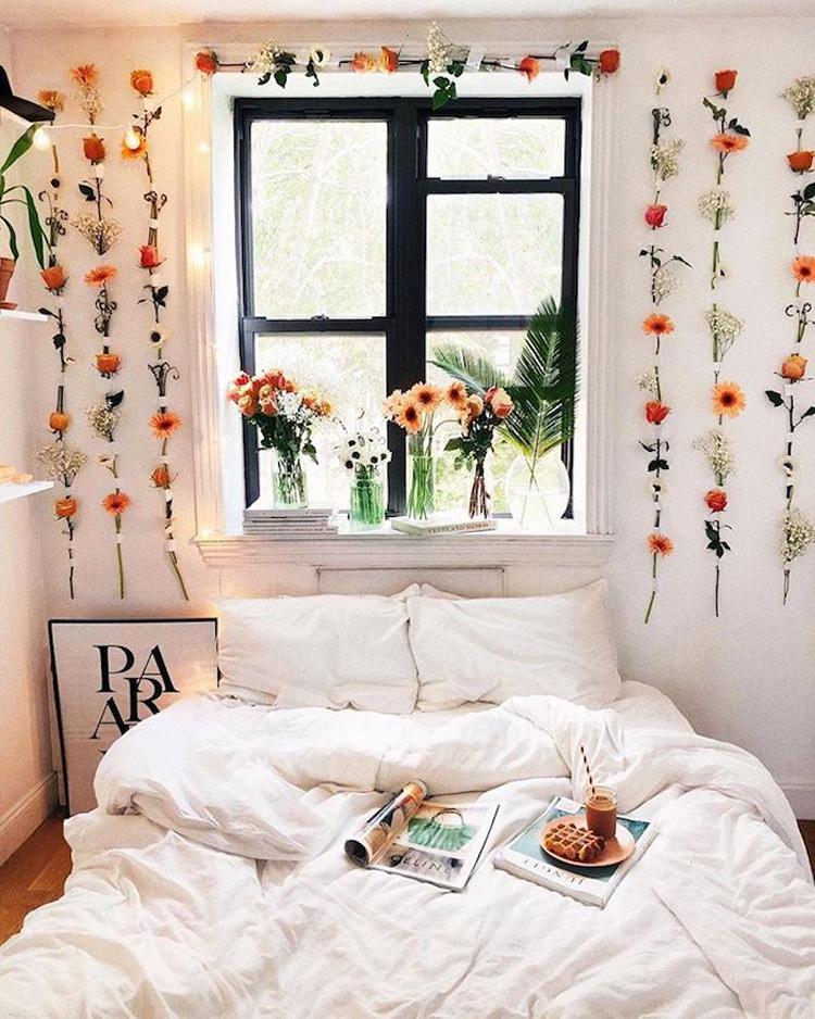 decoração-com-flores-tumblr