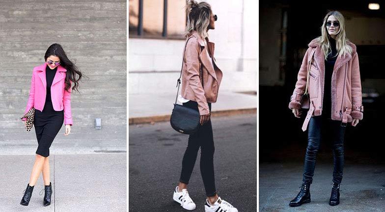 looks-com-jaqueta-de-couro-rosa