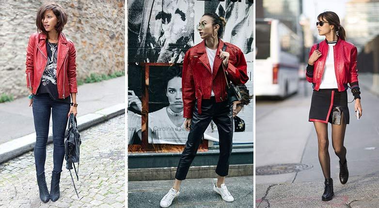 looks-com-jaqueta-de-couro-vermelha