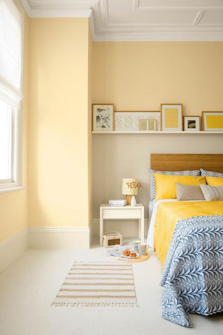 decoração-amarelo-quarto