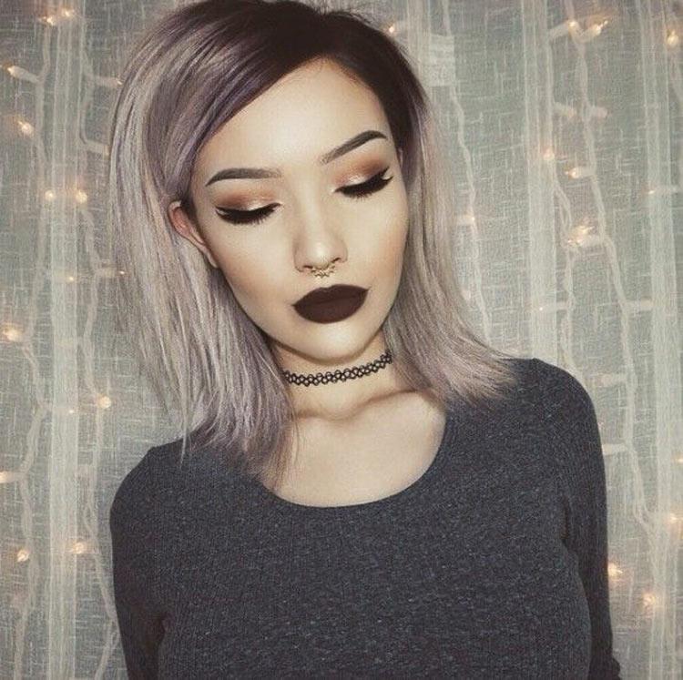 maquiagem-que-combina-com-batom-preto-