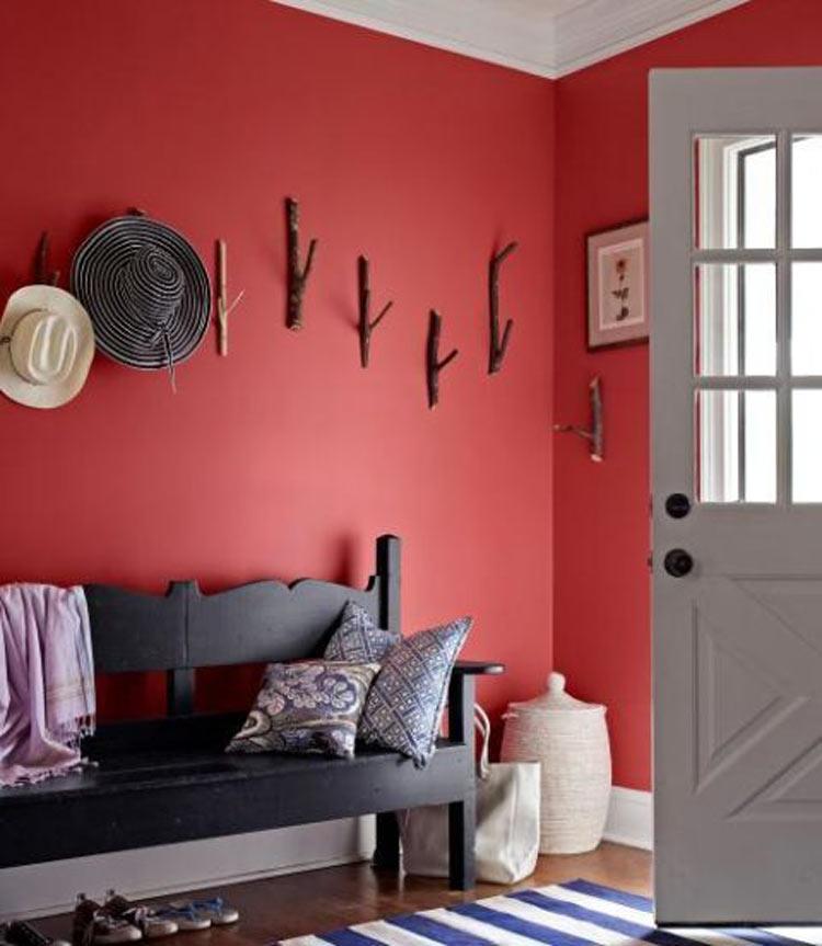 parede-vermelha-na-sala