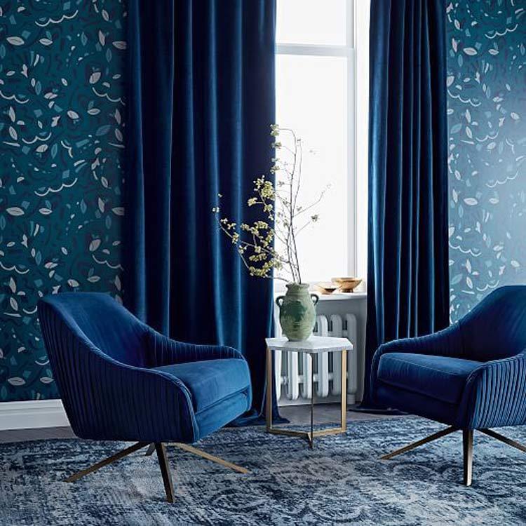 cortinas-de-veludo-decoração