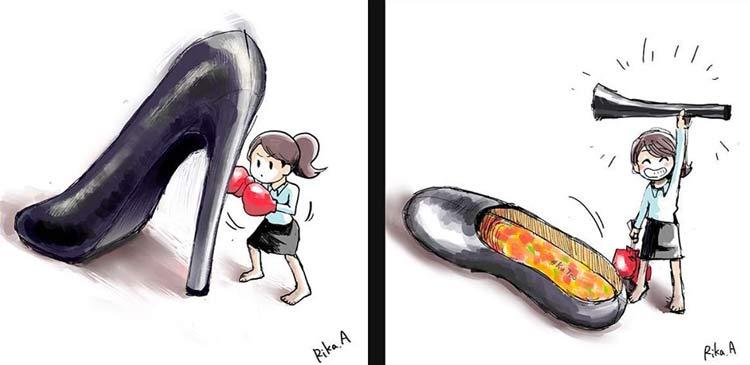 kutoo-movimento-japonesas-salto-alto