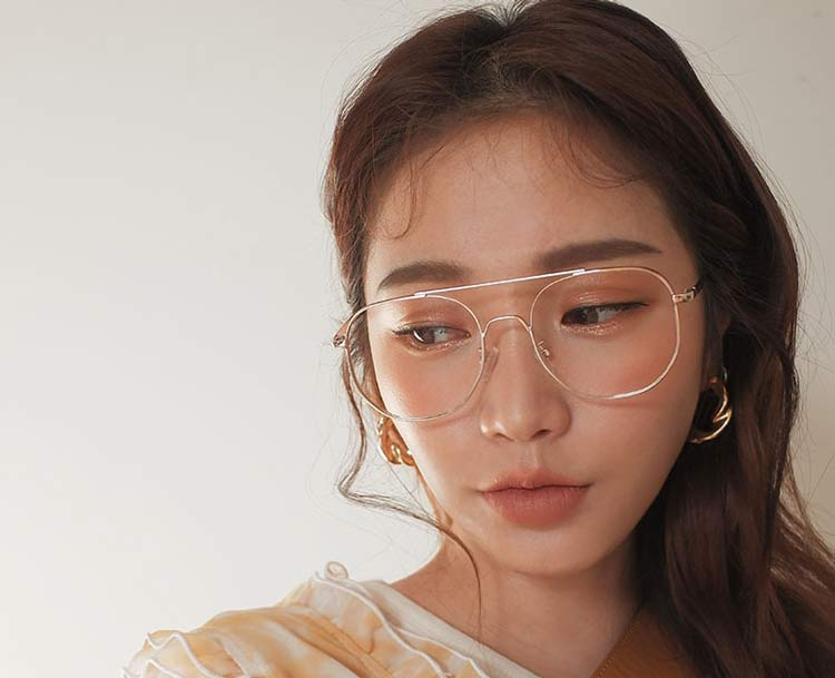 moda-coreana-oculos-aviador