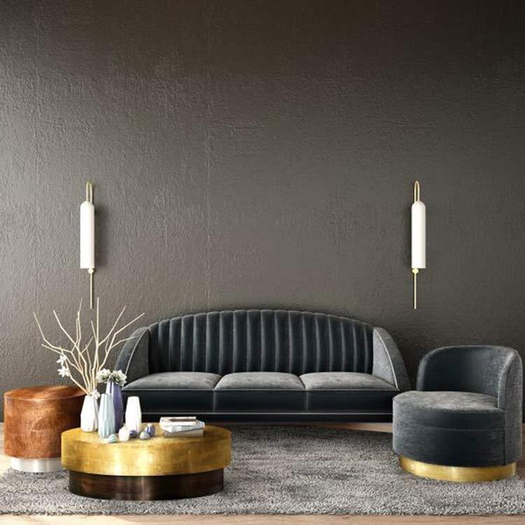 sofa-cinza-de-veludo