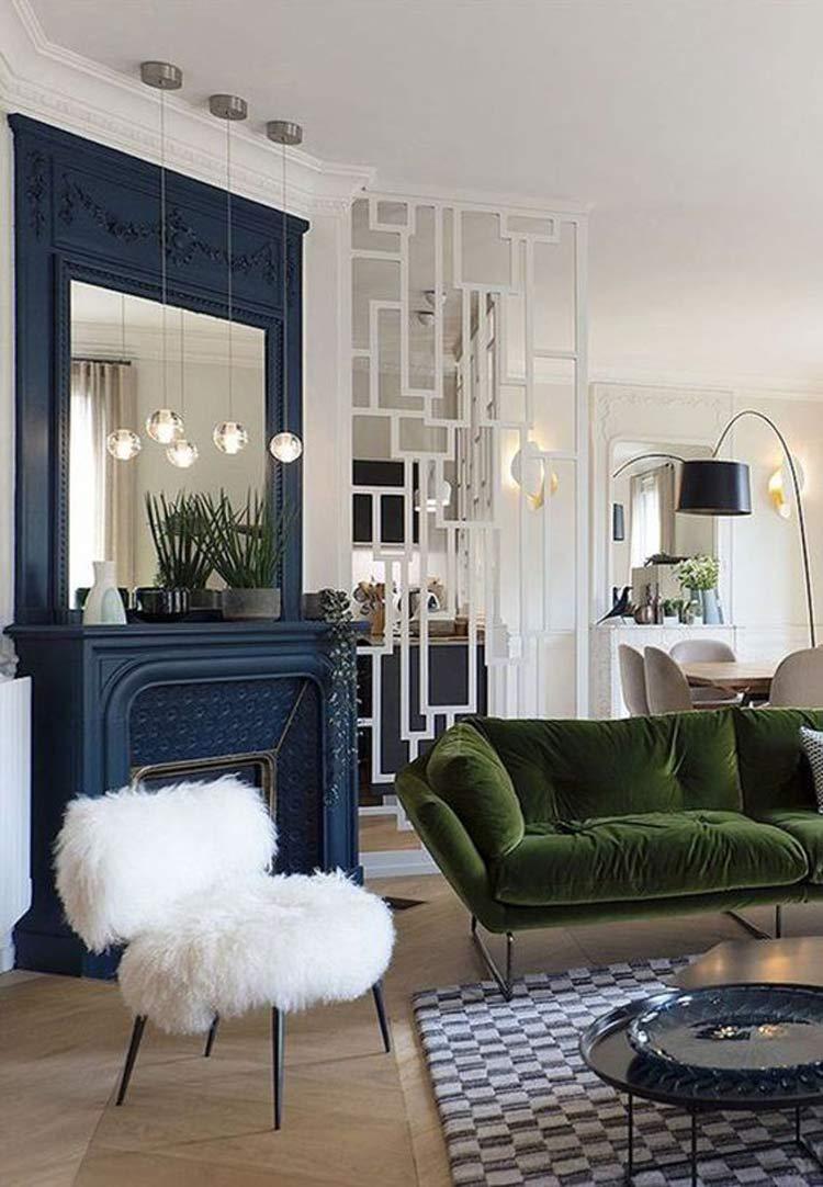 sofa-verde-de-veludo