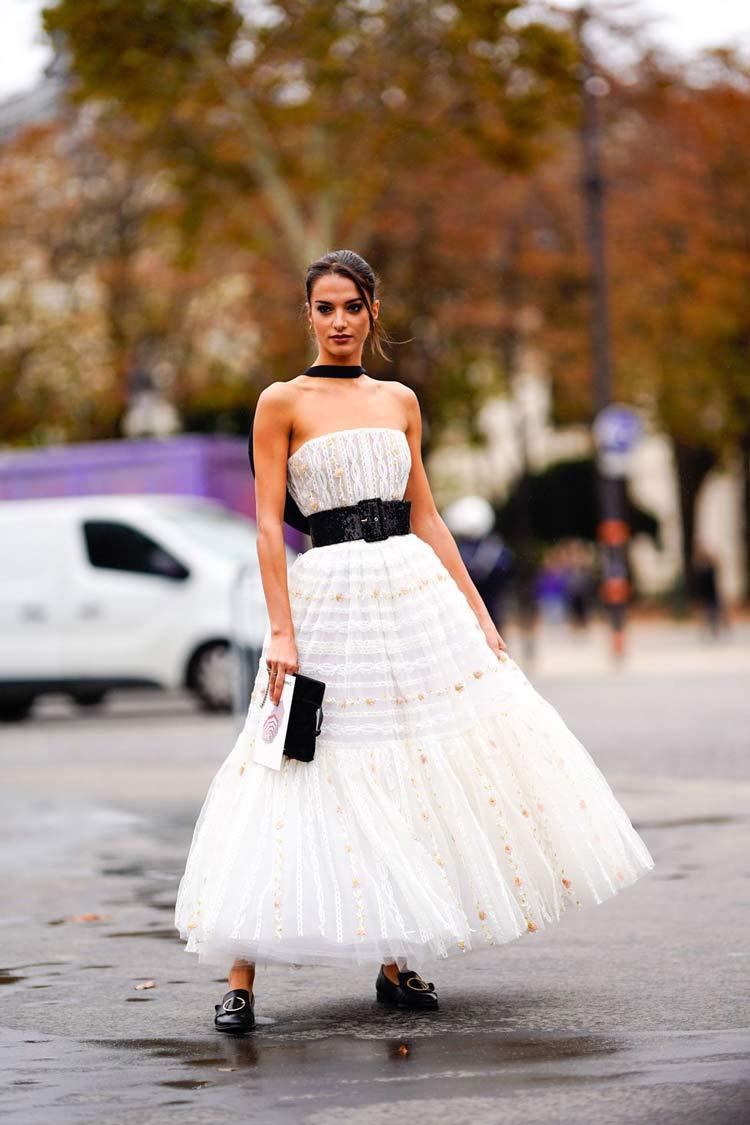 vestido-branco-de-festa-com-cinto-preto-looks-noite-social