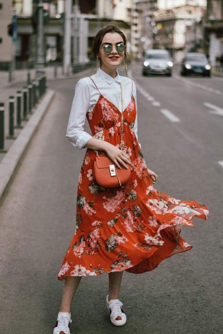 vestido-vermelho-com-camisa