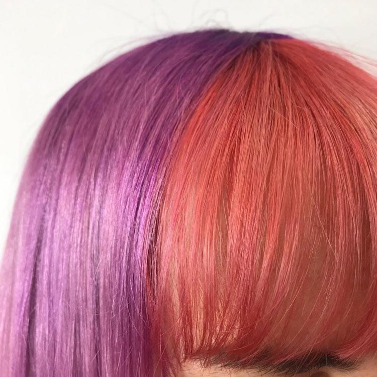 cabelo-bicolor-franja-colorida