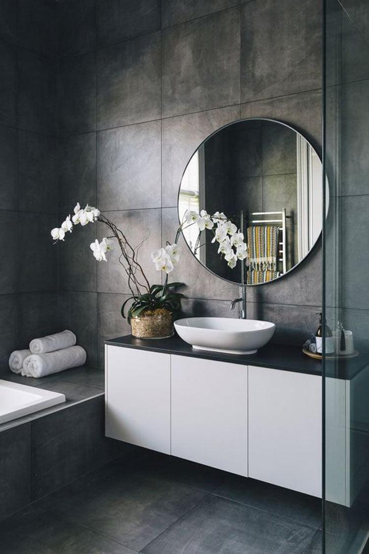 orquidea-na-decoração-do-banheiro