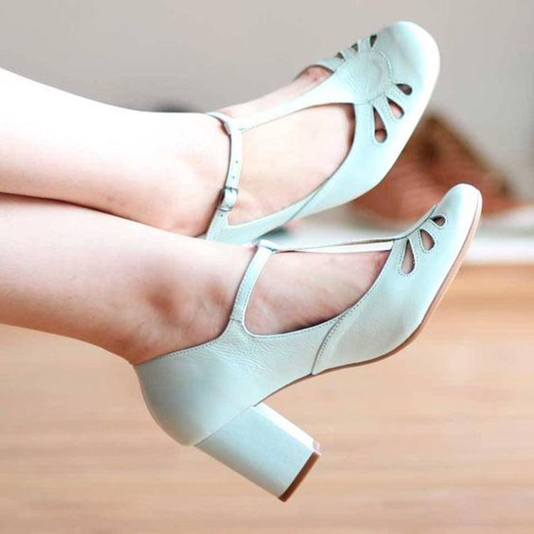 sapatos-estilo-retro-tendência