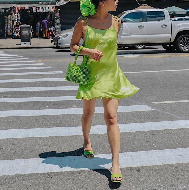scrunchies-gigantes-verde-neon
