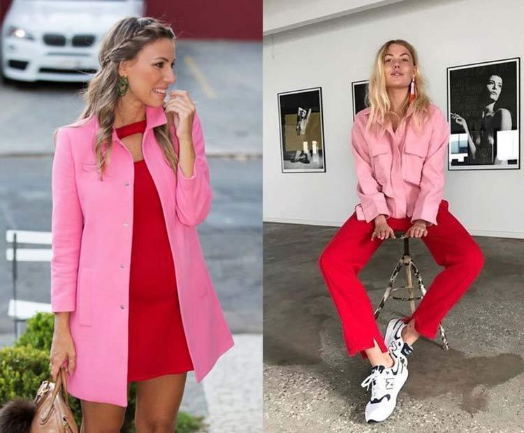 Como-Usar-Looks-Rosa-e-Vermelho