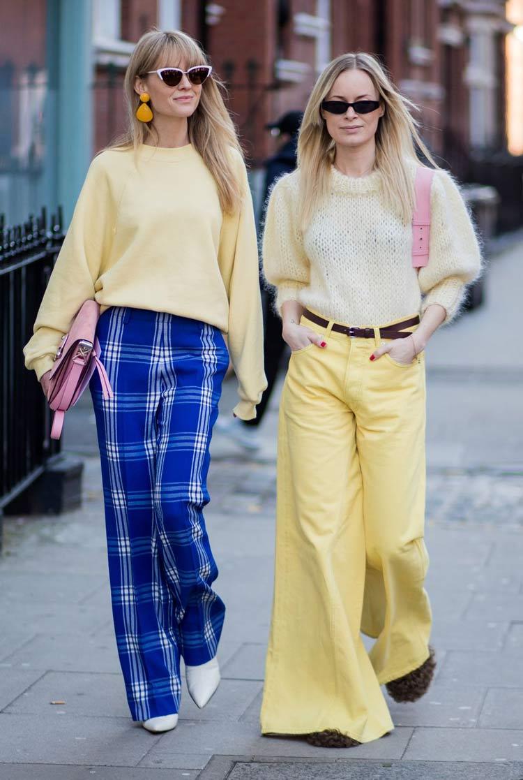 look-azul-e-amarelo-em-tons-pastel