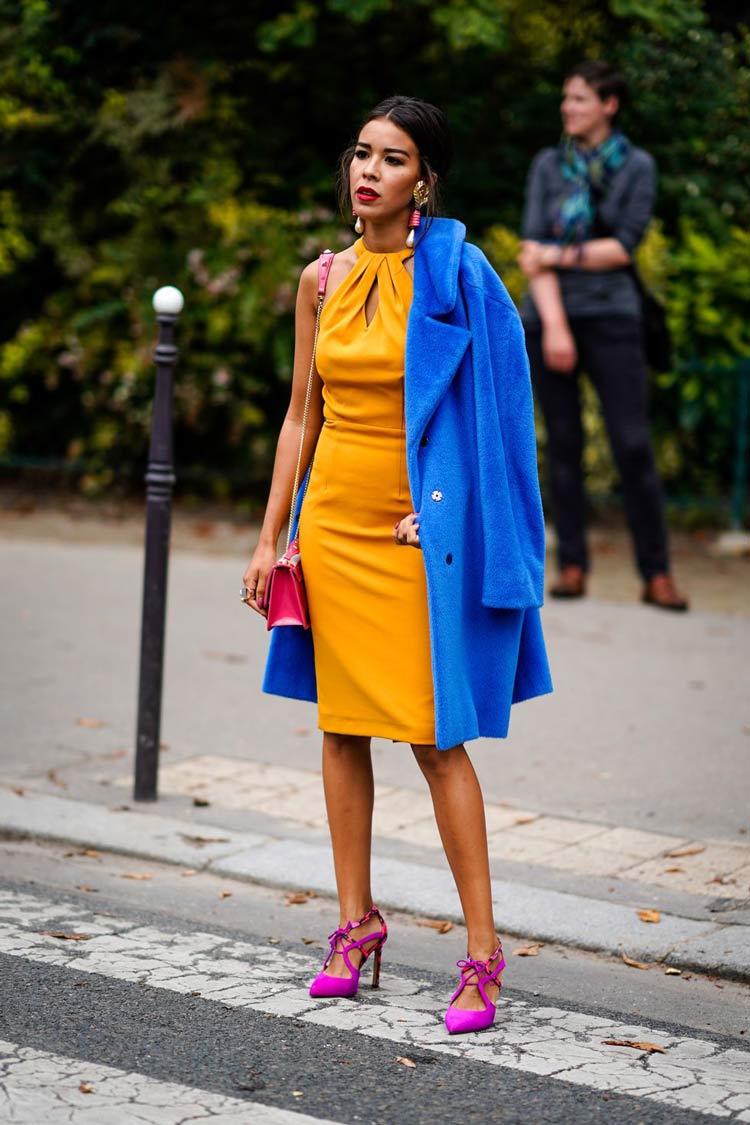 look-laranja-e-azul