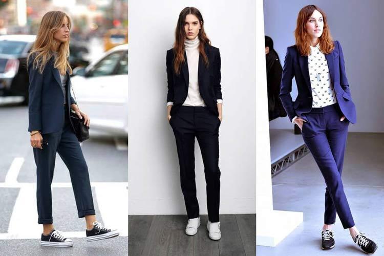 look terno e tênis - ¿Cómo vestirse para una primera cita y tener éxito?  ¡Consejos y looks!