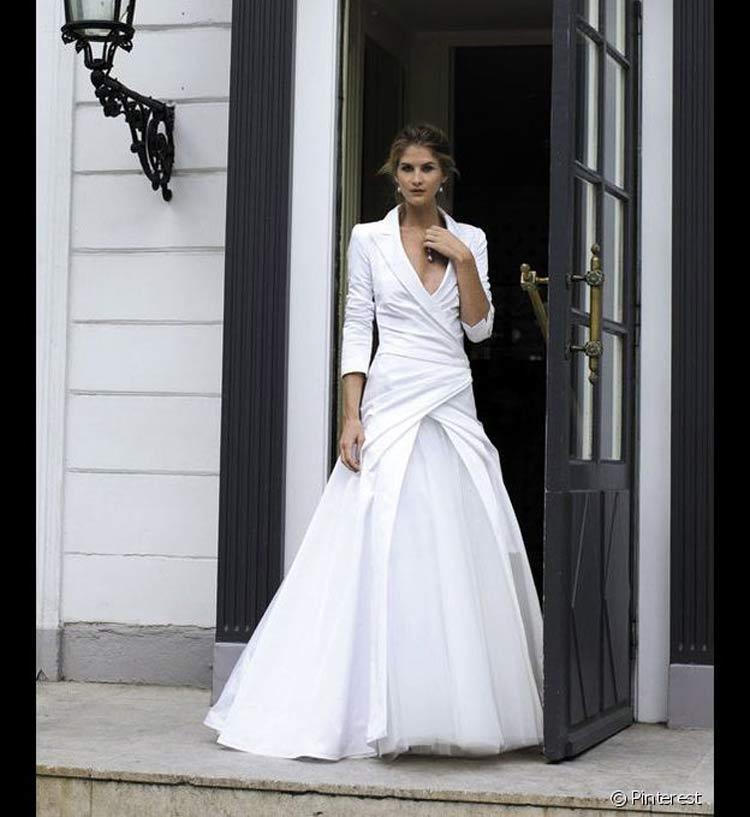 vestido-noiva-inverno-modelo-cetim-e-tule